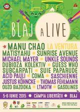 Blaj aLive Festival 2015 gazduieste trei noi comunitati muzicale