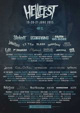 Hellfest revine in forta si anul acesta