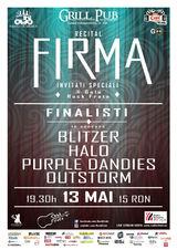 FIRMA invitata speciala la Gala ROCK FRATE!