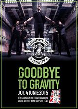 Concert Goodby To Gravity in Mojo Club pe 4 iunie