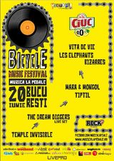 Vita de Vie, Les Elephants Bizarres si multi altii, la Bicycle Music Festival