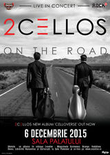 In Decembrie 2Cellos concerteaza in Romania