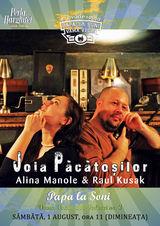 30 iulie si 1 august - doua evenimente muzicale cu Alina Manole