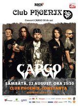 Concert Cargo la Constanta pe 22 August