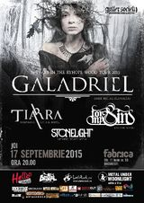 Galadriel revine la Bucuresti pe 17 septembrie