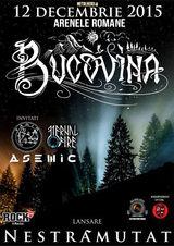 Bucovina lanseaza noul album pe 12 Decembrie la Arenele Romane in Bucuresti