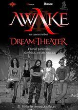 Concert AWAKE pe 30 ianuarie in Clubul Taranului