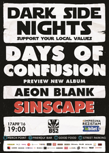 Days of Confusion  va invita la lansarea noului lor single