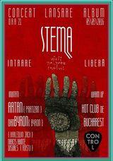 Artan, Dan Byron si Narcis Axinte vor canta alaturi de STEMA pe 5 mai in Club Control