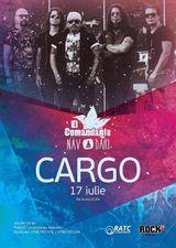 Cargo concerteaza la Navodari pe 17 iulie