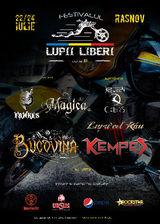 Festivalul Lupii Liberi va avea loc la Rasnov in perioada 22-24 Iulie