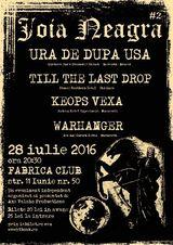 Joia Neagra revine cu a doua editie pe 28 iulie