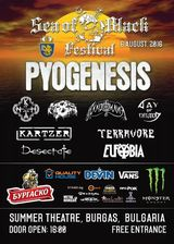 Pyogenesis, Eufobia si multi altii in acest weekend la Sea of Black Fest in Burgas