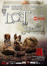 L.O.S.T si Invader concerteaza in Club A pe 16 septembrie