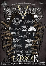 Old Grave Fest V va avea loc pe 8 si 9 Octombrie 2016