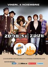 Concert Zdob si Zdub in Beraria H