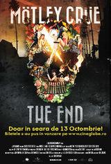 Concertul Motley Crue: The End va rula in exclusivitate la Cine Globe Titan