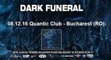 Dark Funeral concerteaza pe 8 Decembrie in Club Quantic