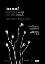 Al doilea concert de lansare Luna Amara  Aproape la Bucuresti; bilete epuizate pentru cel de sambata