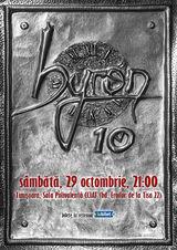 Concert aniversar byron 10 ani la Timisoara