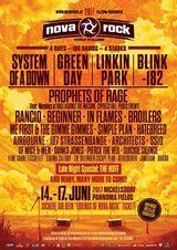 Nova Rock Festival va avea loc in perioada 14 - 17 iunie