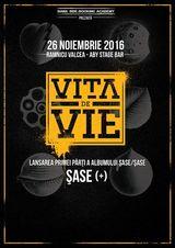 Vita de Vie concerteaza pe 26 Noiembrie in Ramnicu Valcea