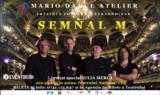 Concert Semnal M pe 17 decembrie la Teatrului National din Cluj