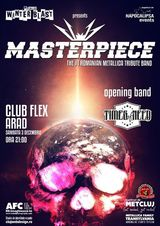 Masterpiece concerteaza pe 3 Decembrie in Club Flex din Arad