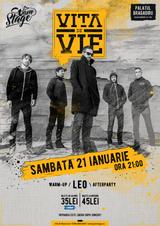 Concert Vita De Vie in JamStage pe 21 ianuarie