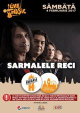 Concert Sarmale Reci la Beraria H