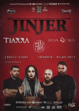 Ladies' Night cu Jinjer, Tiarra, Between Colors si For My Sins
