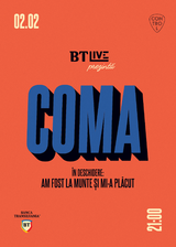 COMA lanseaza videoclipul piesei 'DOR' in club Control