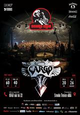 Concert Cargo pe 26 ianuarie in Club Doors, Constanta