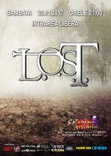 L.O.S.T. concerteaza in Buzau pe 28 ianuarie