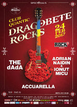 Dragobete Rocks in Quantic pe 24 februarie