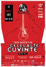 Concert aniversar 35 de ani Celelalte Cuvinte la Doors Club