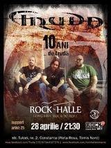 Concert Truda la Rock Halle Constanta