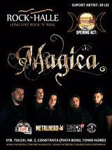 Concert Magica si Reanimated pe 12 mai la Rock Halle Constanta