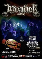Concert Invader pe 13 mai la Deva