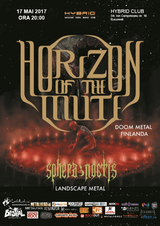Concert de doom finlandez cu Horizon of the Mute