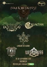 Folk & Metal Fest IV va avea loc in perioada 29-30 septembrie