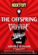 The Offspring va concerta in cadrul festivalului Rock The City