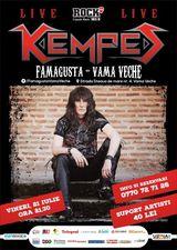 Concert Kempes la Vama Veche