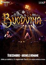 Bucovina invadeaza Arenele Romane pe 9 decembrie