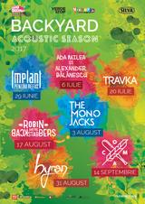 Robin and the Backstabbers @ Backyard Acoustic Season