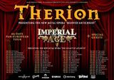 Therion va concerta la Bucuresti in 2018
