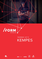 Kempes at /Form Space din Cluj-Napoca pe 5 Octombrie