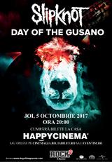 Concertul care celebreaza 20 de ani de Slipknot se vede la Happy Cinema pe 5 octombrie