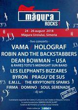 Magura Rocks intre 24 si 26 August la Magura Uroiului