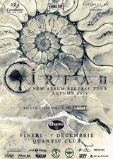 Concert IRFAN pe 7 Decembrie in Bucuresti